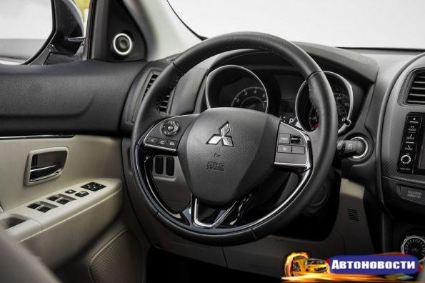 2016 Mitsubishi Outlander Sport представили в LA - «Авто - Новости»
