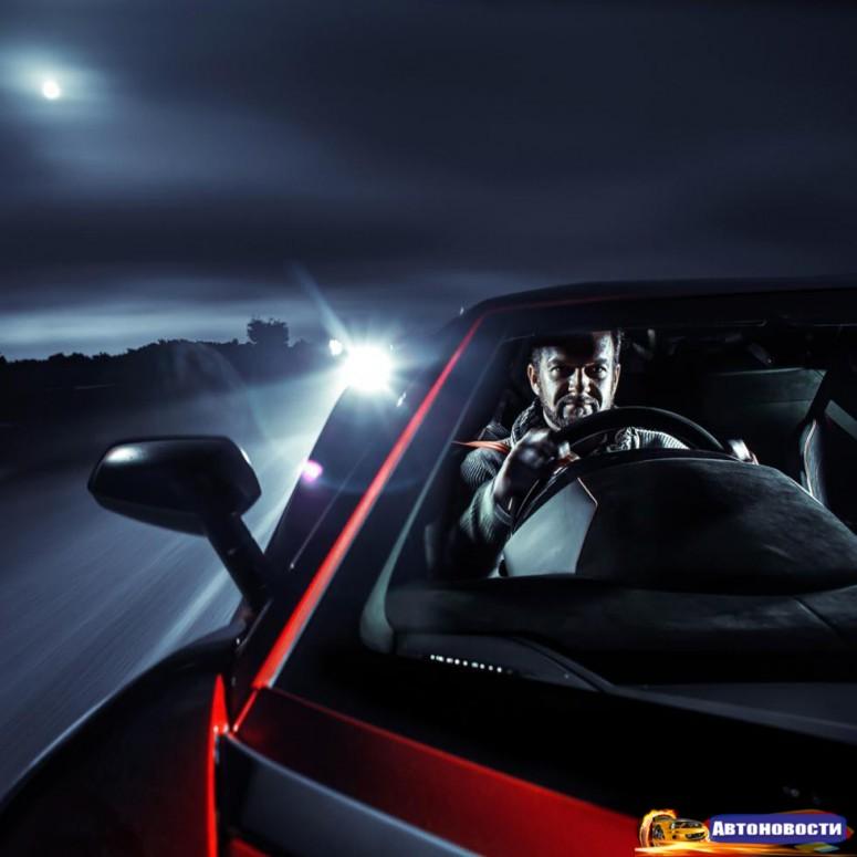 Тест-драйв Lamborghini Aventador: лунный гонщик (Top Gear) - «Lamborghini»