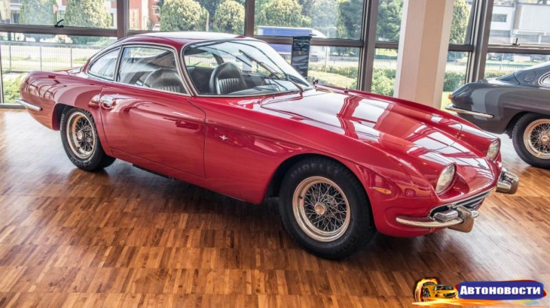 Lamborghini, о которых вы могли не знать. Часть 2 - «Автоновости»