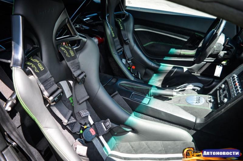 Находка eBay: 1750-сильный Lamborghini Gallardo - «Lamborghini»