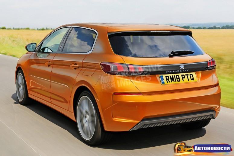 Новый Peugeot 208, ожидаемый в 2018 году, станет более премиальным - «Peugeot»