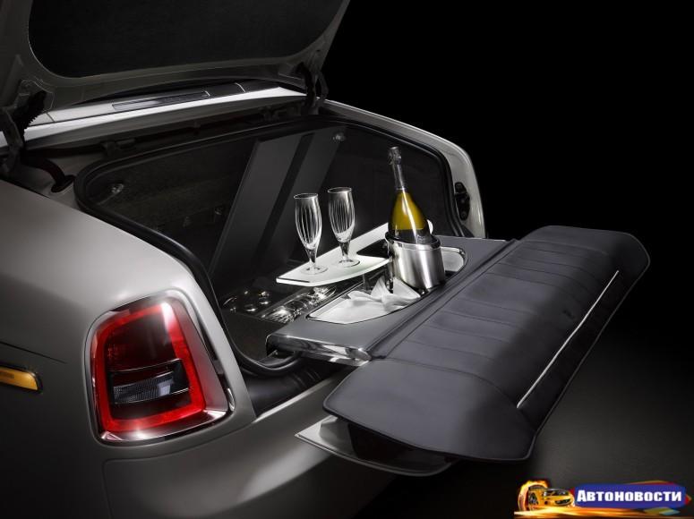 Rolls-Royce завершает производство Phantom VII спецсерией Zenith - «Rolls-Royce»
