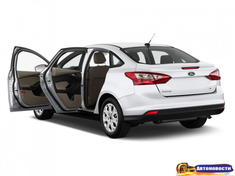 Ford отзывает автомобили из-за открывающихся на ходу дверей - «Автоновости»