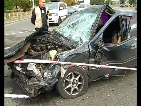 На перекрестке не разминулись «Opel» и «Jeep»  - «происшествия видео»