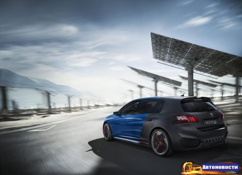 Peugeot: Мы хотим выпустить по-настоящему «горячий» автомобиль - «Peugeot»
