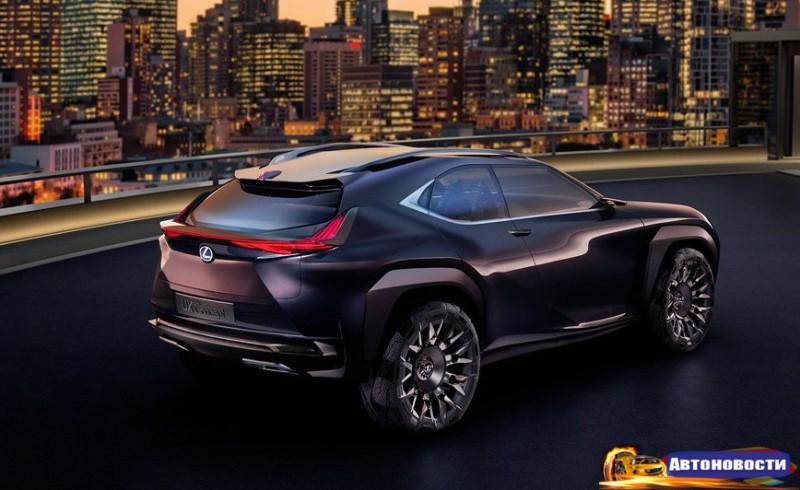 В концепте Lexus сиденья изготовлены на основе синтетического паучьего шелка - «Lexus»
