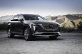 2017 Mazda CX-9 представили с новым турбированным двигателем - «Авто - Новости»