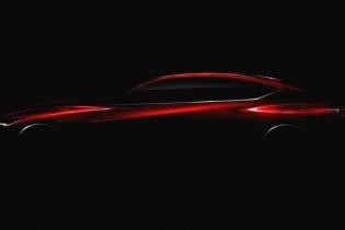 Acura показала тизер концепт-кара Precision  - «Авто Мир»