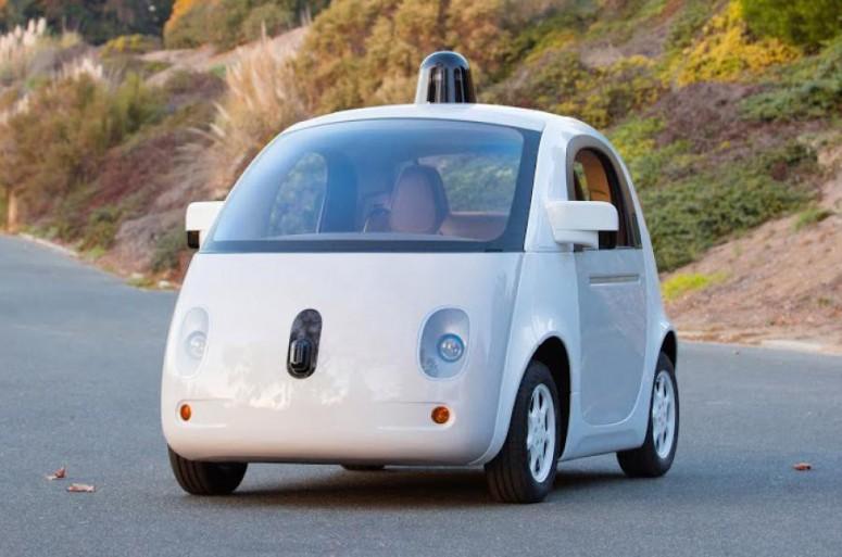 Автономные автомобили Google будет выпускать Ford - «Автоновости»