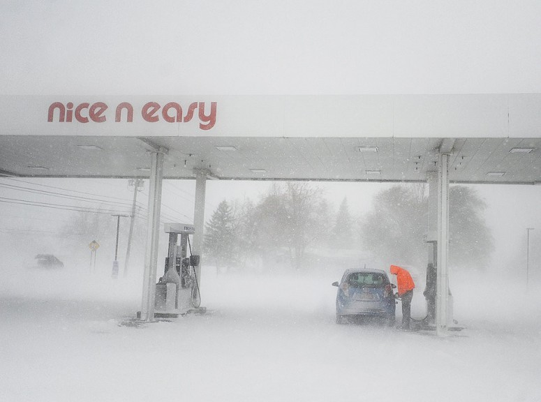 АЗК «ОККО» перешла на топливо зимних марок - «Автоновости»