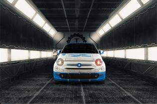 Итальянские тюнеры создали два особых Fiat 500  - «Авто тюнинг»