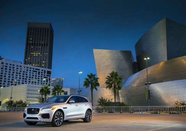 Jaguar опубликовал украинский ценник на кроссовер F-Pace - «Автоновости»