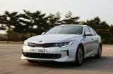 Kia Optima получит две гибридные версии в следующем году - «Авто - Новости»