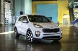 Kia представила 2017 Sportage в Лос-Анджелесе - «Авто - Новости»