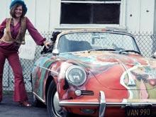 Психоделический кабриолет Дженис Джоплин ушел с молотка втрое дороже запрашиваемой суммы - «Автоновости»