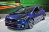 2017 Kia Forte показали в Детройте - «Авто - Новости»