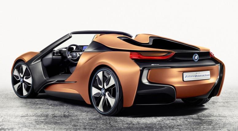 CES 2016: BMW привезла прототип беспилотного родстера - «Автоновости»