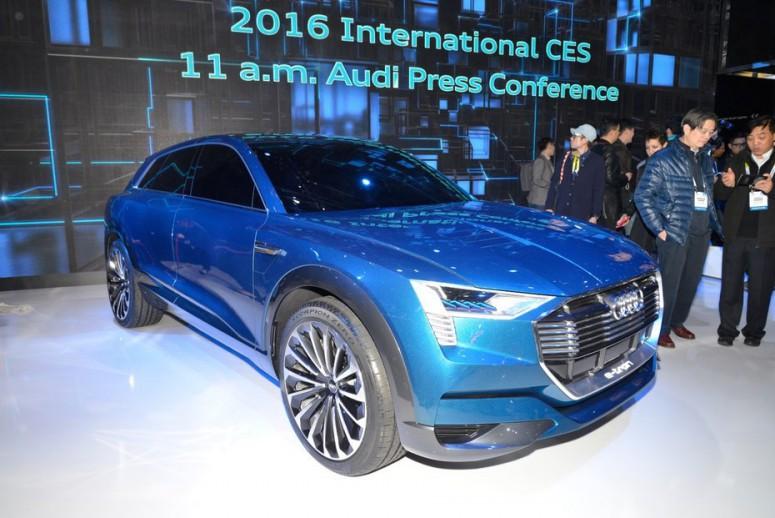 CES 2016: компания Audi показала свое видение будущего - «Автоновости»