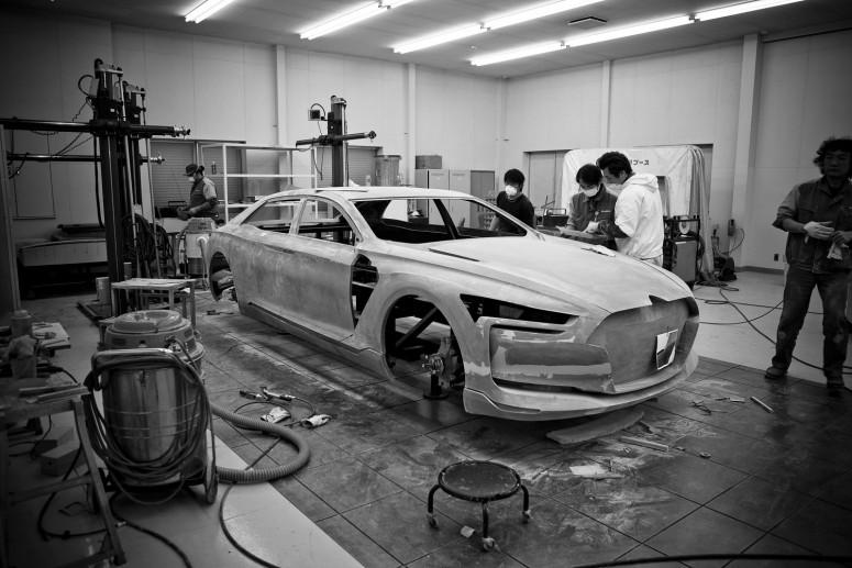 Citroen не сдается и вновь покажет модель бизнес-класса - «Автоновости»