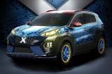Kia представила Sportage X-Men - «Авто - Новости»