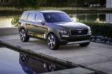 Kia рассекретила концепт внедорожника Telluride - «Авто - Новости»