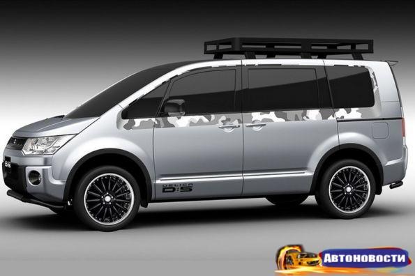 Mitsubishi готовит несколько внедорожных концептов для Токийского автосалона - «Авто - Новости»