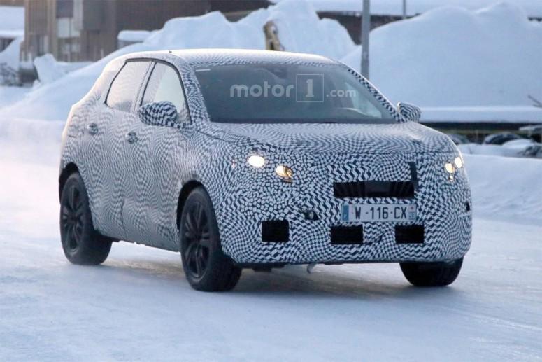Обновленный Peugeot 3008 заметили на тестах [фото] - «Автоновости»