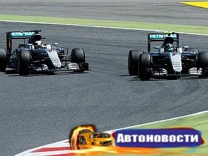 «43 очка в трубу» и другие итоги Гран-при Испании - «Автоспорт»