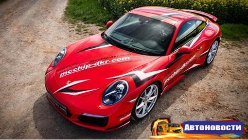 Немецкие тюнеры доработали Porsche 911 Carrera S - «Автоновости»