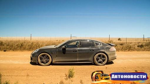 Новый Porsche Panamera получит дизельный мотор от «заряженного» Audi SQ7 - «Автоновости»