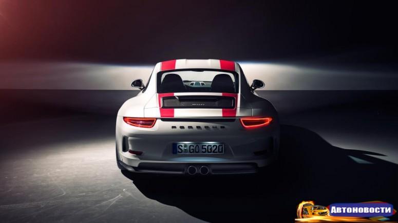Porsche намерена построить новый среднемоторный суперкар - «Porsche»