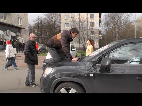 СтопХамСПб - Не езда 5  - «Стоп Хам видео»