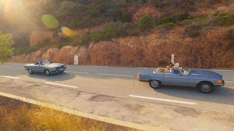 Mercedes-Benz Classic Car Travel - Mercedes-Benz original  - «видео»