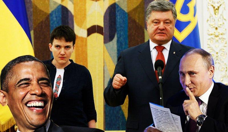Почему Путин отпустил Савченко в Украину  - «происшествия видео»