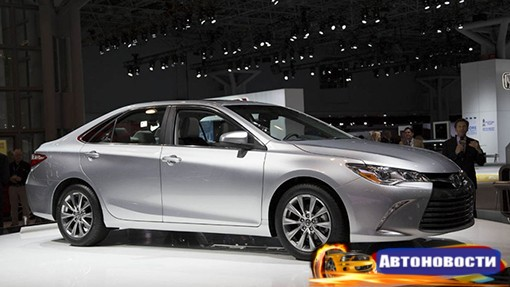 В России отзывают седаны Toyota и Lexus - «Автоновости»