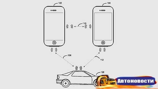 Apple превратит iPhone в ключ для своего автомобиля - «Автоновости»