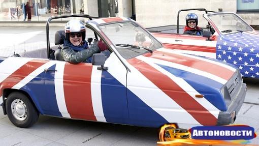 Британские СМИ раскритиковали первый выпуск нового Top Gear - «Автоновости»
