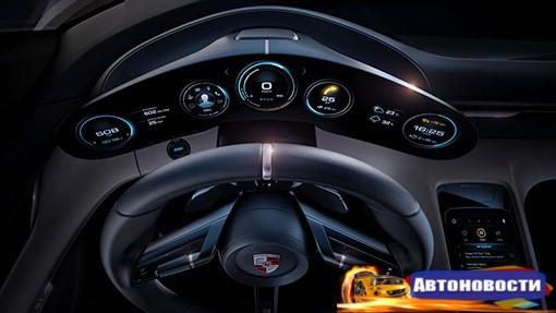 Porsche открыла «цифровое» подразделение - «Автоновости»