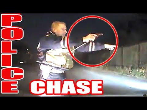 POLICE Chase -001-  - «происшествия видео»