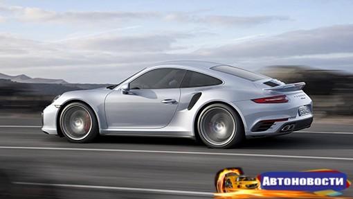 Porsche не будет выпускать электрическую версию спорткара 911 - «Автоновости»