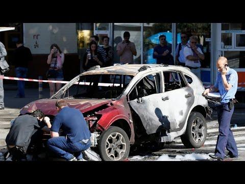 Убийство журналиста Шеремета и АЗОВский след  - «происшествия видео»