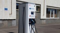 В Москве установили первую станцию экспресс-зарядки электромобилей - «Автоновости»