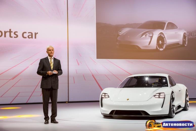 Инженер Porsche нелестно отзывается о Tesla Model S - «Porsche»