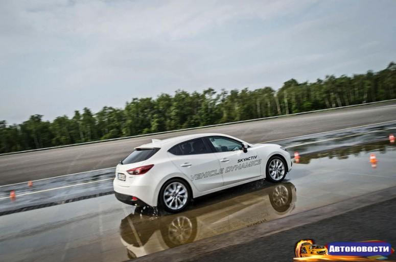 Mazda придумала систему снижения утомляемости в дальней дороге - «Mazda»