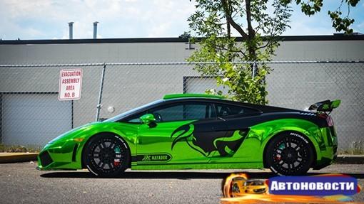 На продажу выставили 1750-сильный Lamborghini Gallardo - «Автоновости»