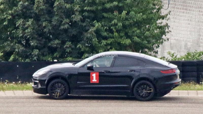 Начались тесты «Кайенна» в версии купе - «Автоновости»