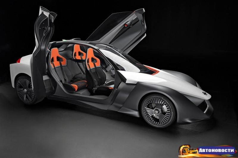 Nissan приблизил к серии спорткар с треугольной формой кузова - «Nissan»