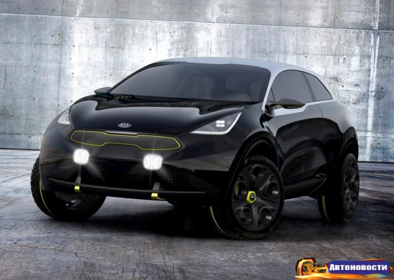 Новый Kia Rio замаячил на горизонте в виде SUV и спортивной версии - «Kia»