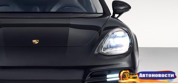 Porsche построит электрический кроссовер - «Автоновости»