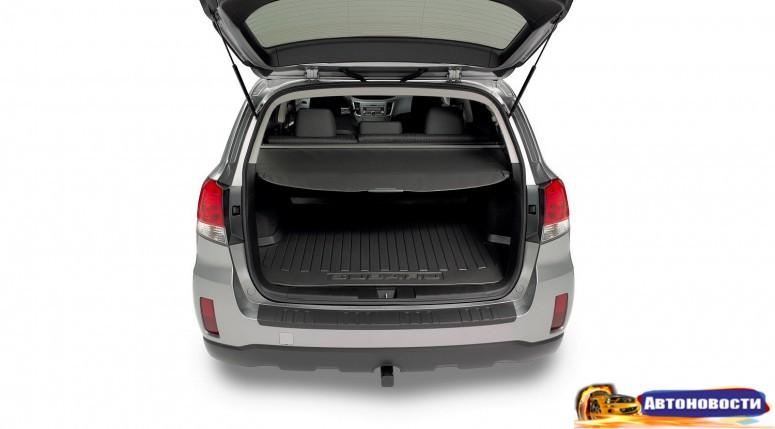 Сколько стоит замена багажной шторки в машине? - «Subaru»